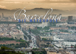 Kalender Barcelona Metropole