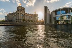 Reichstag in Berlin...
