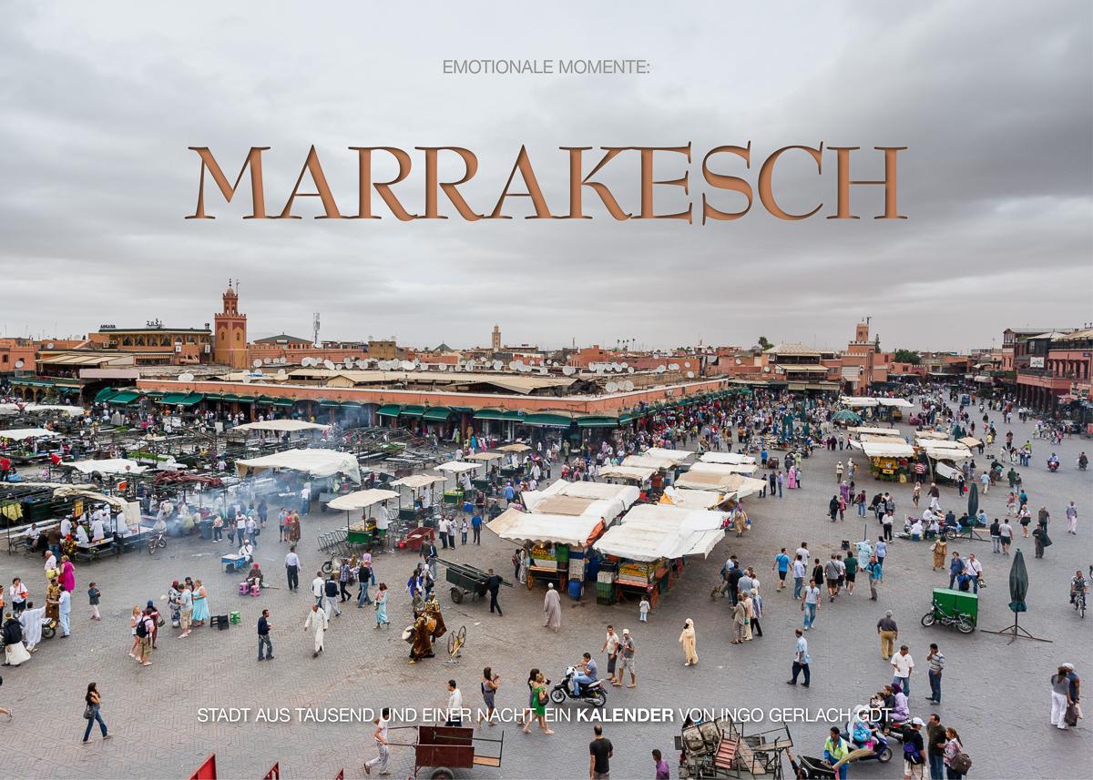 Kalender Marrakesch