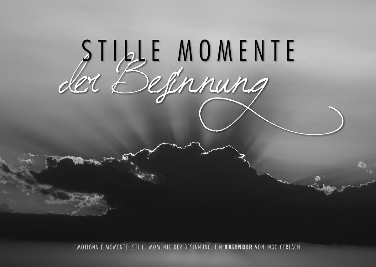 Kalender Stille Momente