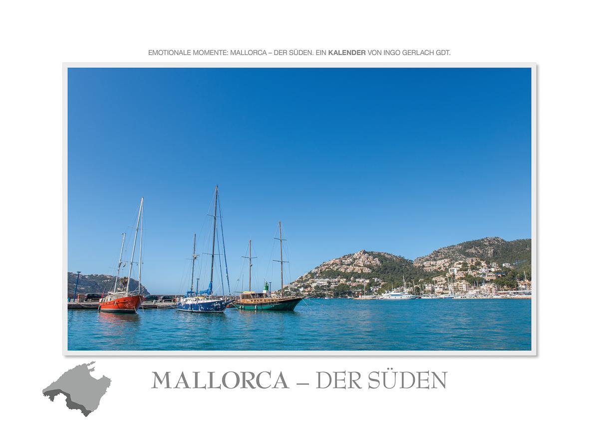 Kalender Mallorca der Süden