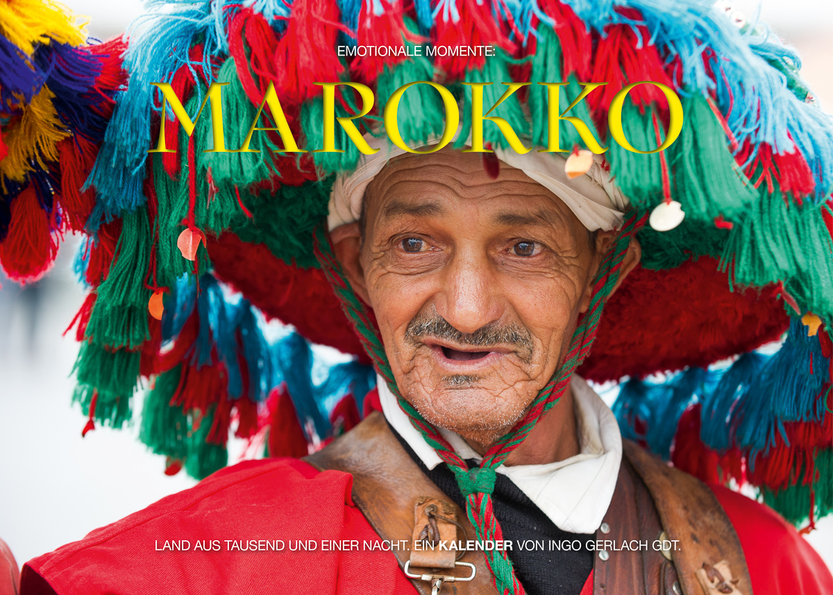 Kalender Marokko