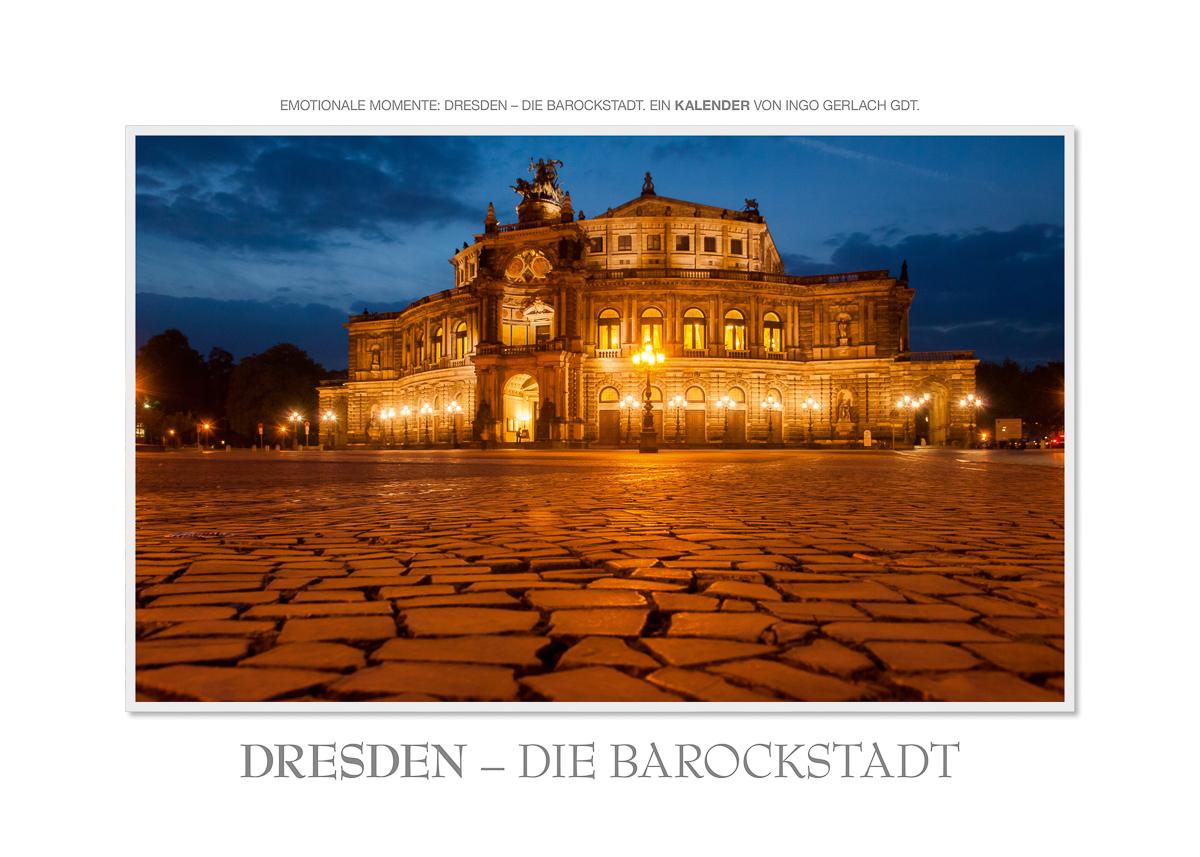 Kalender Dresden