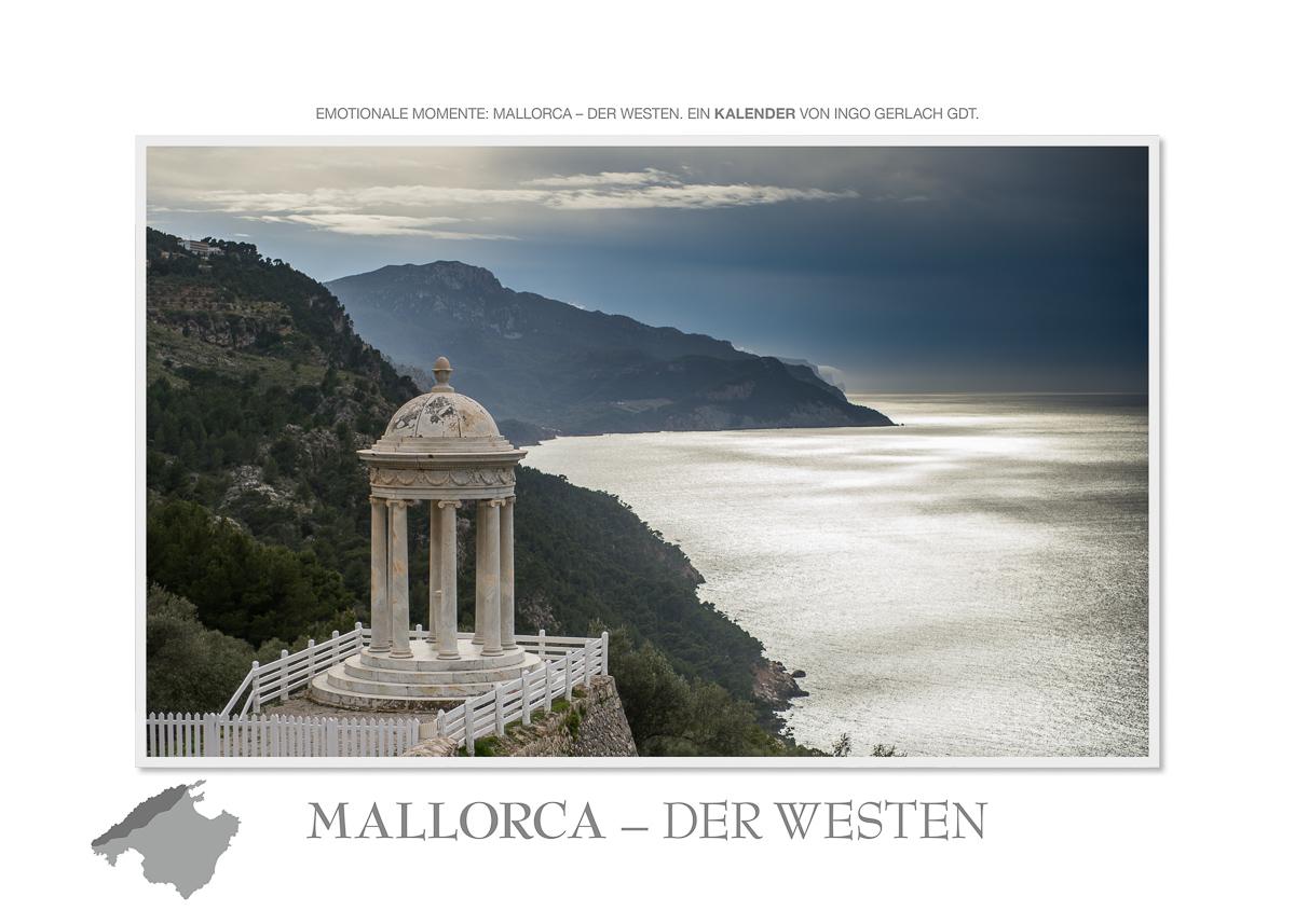 Kalender Mallorca der Westen