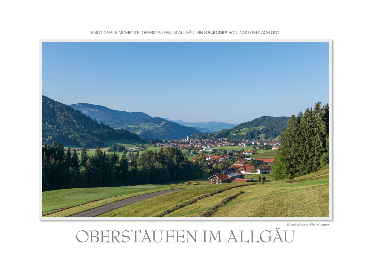 Kalender Oberstaufen
