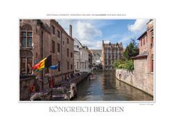 Kalender Königreich Belgien