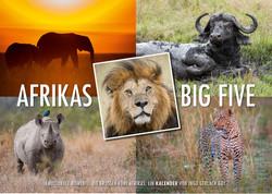 Kalender Afrikas Big Five