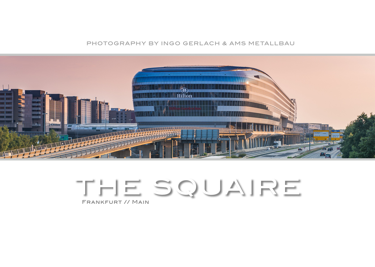 Kalender The Squaire in Frankfurt