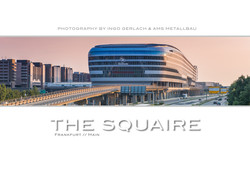 Kalender The Squaire in Frankfurt