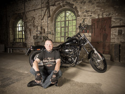 Harley-Fan...
