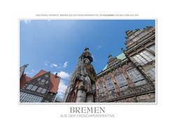 Kalender Bremen aus der Froschperspektive