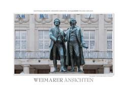 Kalender Weimarer Ansichten