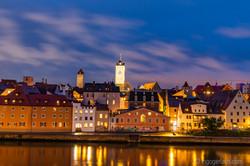 Regensburg bei Nacht, Ingo Gerlach, der Fotograf im Westerwald.D8N_6160