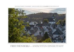 Kalender Freudenberg - Ansichten einer Stadt