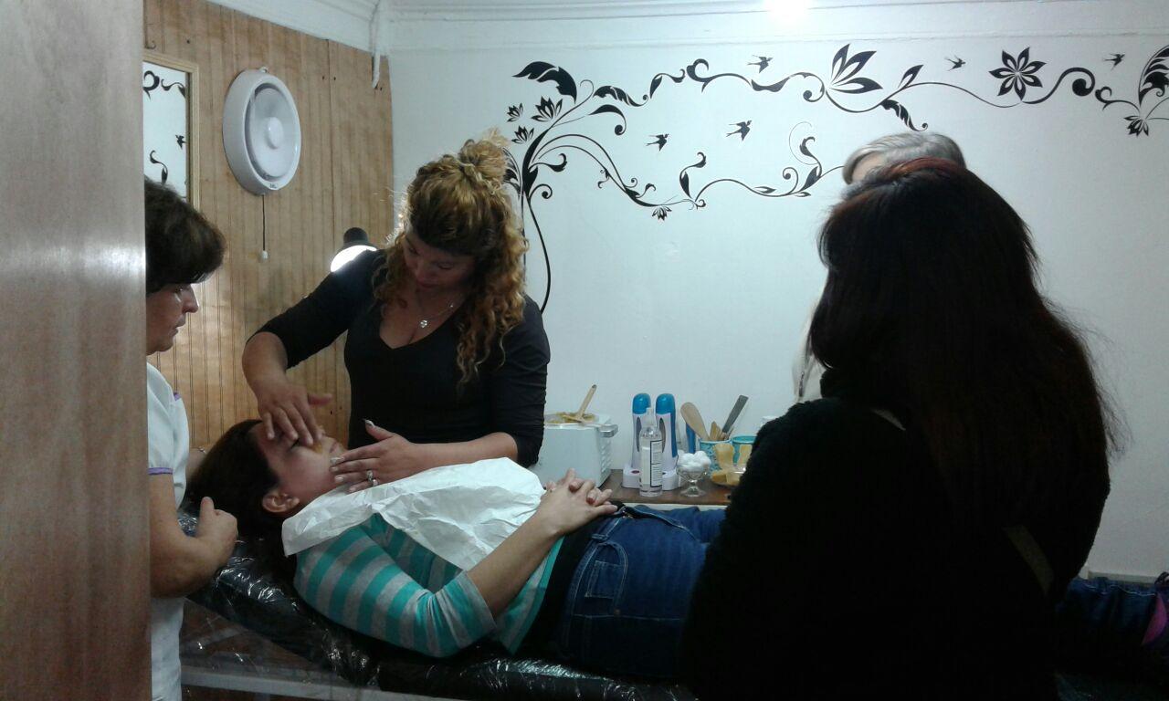 depilacion salon