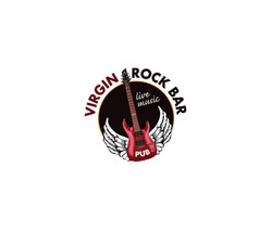 Virgin Rock Pub Logo
