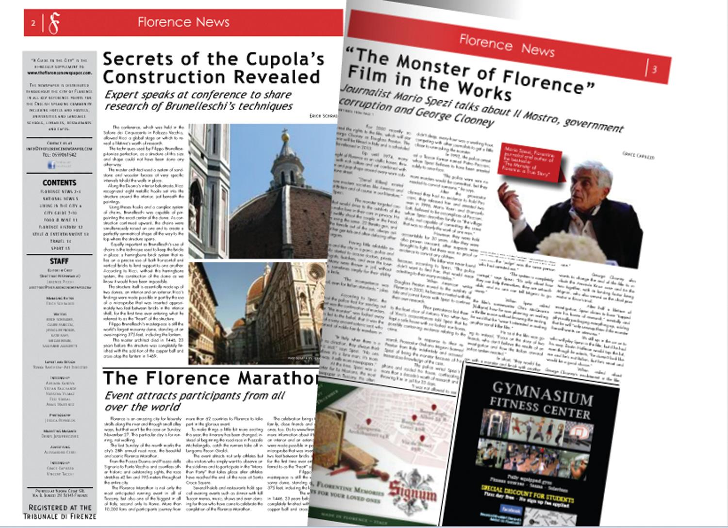 The Florence Newspaper