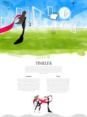 Timeless Novel