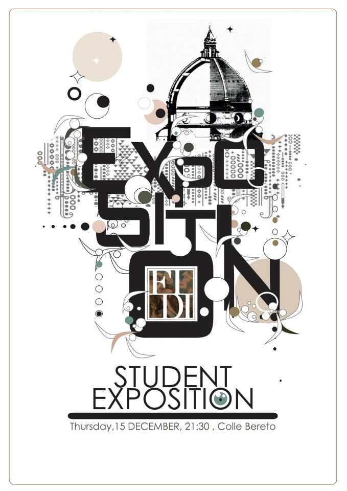 Students Expo Poster FIDI