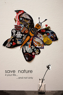 Save the Nature poster
