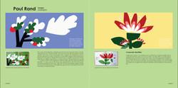Paul Rand book  layout