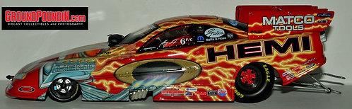 2004 Gary Scelzi Mopar/Oakley NHRA Dodge Charger RT Funny Car
