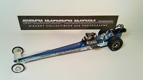1320 Sneaky Pete Robinson Front Motored NHRA Top Fuel Dragster 1/24