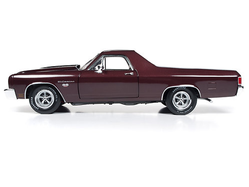 NEW! American Muscle 1970 Chevrolet SS 454 El Camino 100th Anniversary AW1161