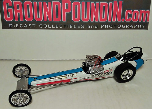 From 1320 DIGGERS SERIES Art Malone U.S.1 NHRA Top Fuel Dragster #TT1306