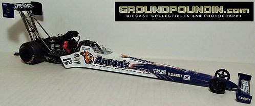 RARE UN-NUMBERED 2011 Antron Brown Aaron's Dream Machine NHRA Top Fuel Dragster