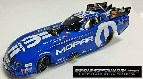 3 TIME CHAMP Matt Hagan MOPAR/SRT Dodge Charger SRT HELLCAT NHRA Funny Car