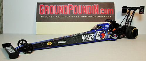 UN-NUMBERED & Signed 2019 Antron Brown Matco Tools 40th Anniv. Top Fuel Dragster