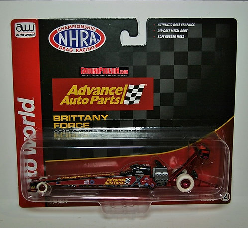 CHASE VERSION 2019 Brittany Force Advance Auto Parts NHRA Top Fuel Dragster