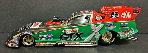 RCCA ONLY 2006 John Force #3 Colorchrome Castrol GTX NHRA Mustang Funny Car