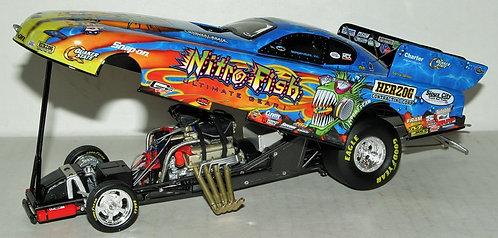 2010 Tony Pedregon NITRO FISH NHRA Chevrolet Impala SS NHRA Funny Car