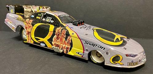 1 of 25! SIGNED 2006 Tony Pedregon WHITE GOLD Quaker State Monte Carlo Funny Car