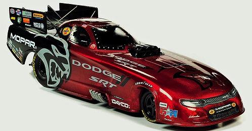 NEW PRE-ORDER!!! 2021 Matt Hagan MOPAR DODGE Charger SRT HELLCAT NHRA Funny Car