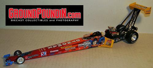 "1999 Joe Amato Dynomax ""SUPERMAN"" NHRA Top Fuel Dragster 1/24"