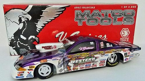 2002 V. Gaines Western Motorsports Chevrolet Cavalier NHRA Pro Stock 1/24