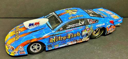 NEW 2012 Kenny Koretsky Captain Chaos NitroFish NHRA Pontiac GXP Pro Stock Car
