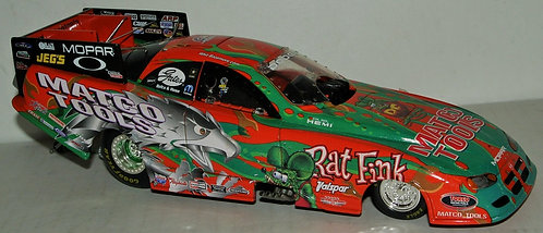 "2005 Whit Bazemore ""RAT FINK"" Dodge Stratus RT NHRA Funny Car 1/24"