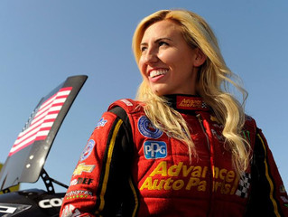 BIG NEWS!! 2019 Courtney Force stepping away from seat!!