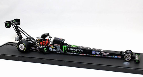 1/24th scale! 2016 Brittany Force MONSTER ENERGY NHRA Top Fuel Dragster