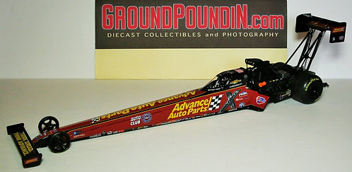 ALL NEW!! 2019 Brittany Force ADVANCE AUTO PARTS NHRA Top Fuel Dragster 1/24