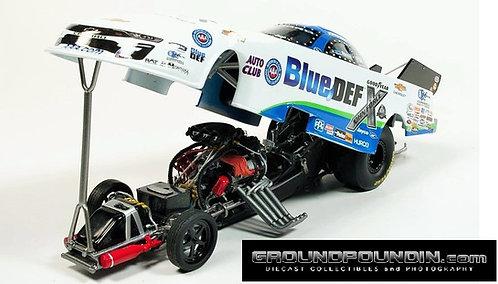2020 John Force PEAK BlueDEF Chevrolet SS Camaro NHRA Funny Car