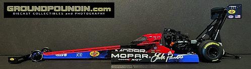 Autographed W-COA 2019 Leah Pritchett MOPAR/SRT NHRA Top Fuel Dragster