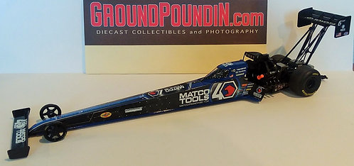 NEW!! 2019 Antron Brown Matco Tools 40th Anniversary NHRA Top Fuel Dragster 1/24