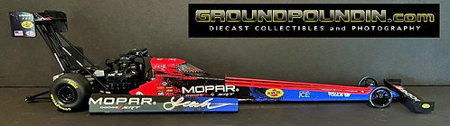 UN-NUMBERED & Signed 2019 Leah Pritchett MOPAR/SRT NHRA Top Fuel Dragster 1/24