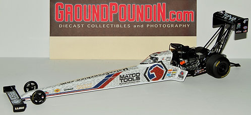 "RARE!! UN-NUMBERED 2018 Antron Brown ""MATCO TOOLS""  NHRA Top Fuel Dragster 1/24"