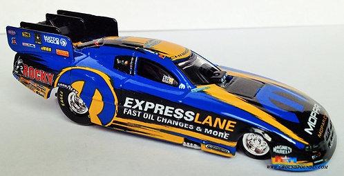 "2015 Matt Hagan ""MOPAR EXPRESS LANE"" NHRA Dodge Charger Funny Car 1/64"